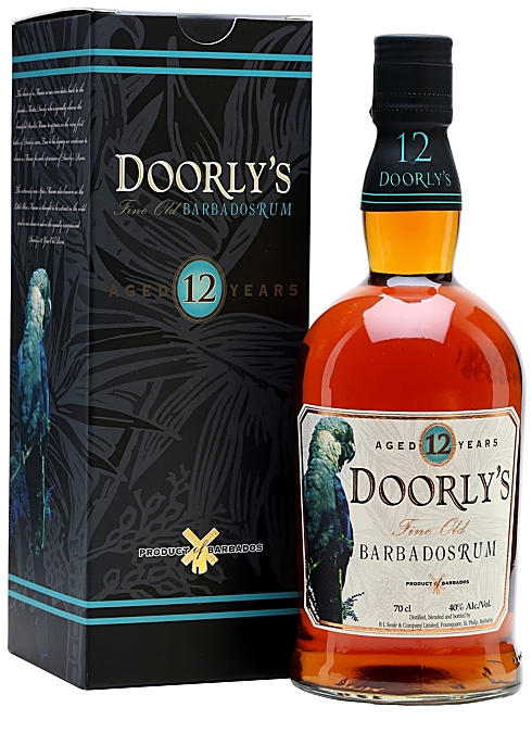 Foursquare Rum Distillery  Doorly's 12 Year Old Rum