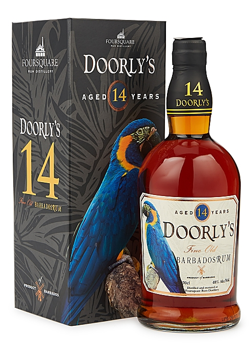Foursquare Rum Distillery  Doorly's 14 Year Old Rum