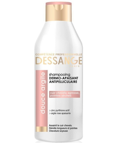 Šampon DESSANGE Paris - Douce Argile Antipelliculaire 250ml