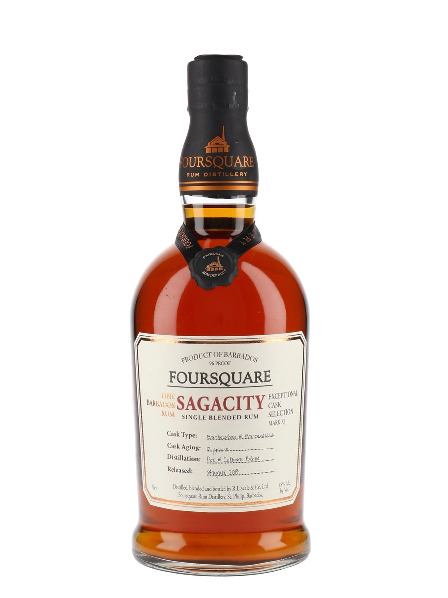 Foursquare Sagacity Single Blended Rum