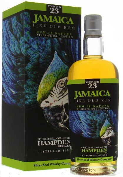 Hampden Rum 23 years Magnum 1,5L Limited