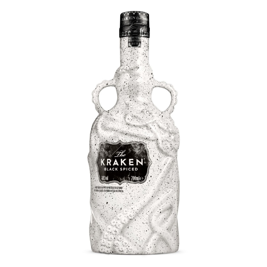 Kraken Black Spiced Rum Limited Edition Ceramic Reef Wreckage Ceramic 0,7L 40%