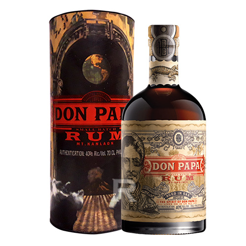 Don Papa Limited Edition 0,7L