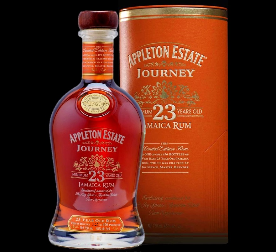 Appleton Estate Journey 23 Years Old