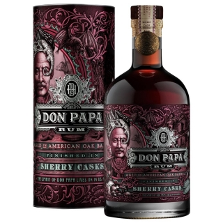 Don Papa SHERRY CASK 45 % 0,7L