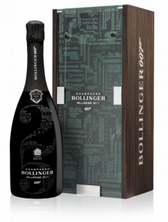 Champagne Bollinger - James Bond Limited Edition 2011