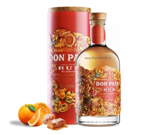 Don Papa Sevillana Cask Finish 40% 0,7L