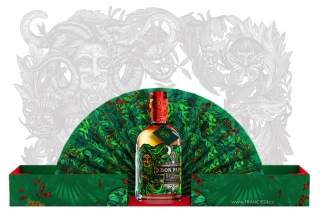 Don Papa Masskara 40% 0,7L EDITION