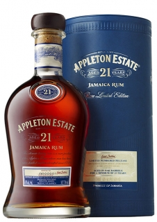 Appleton Estate 21 Y.O.