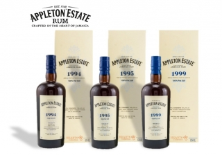 Rum Appleton Estate Hearts Collection 1994 1995 1999